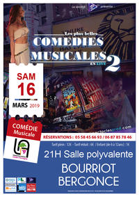 AFFICHE MUSICAL COMEDY 2 6-03-19